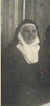 1945 Holy Innocents Day (detail of Sr. Mary Anne)