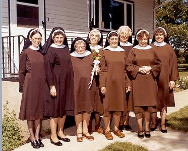 Carmelite Community - September 4, 1982