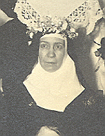 Mother Clare, O.C.D.