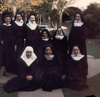1971 Mother Emmanuel = foundress from Santa Clara